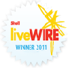 Winner ShellLiveWIRE
